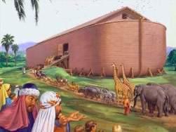 Библия в раскрасках - Ветхий Завет