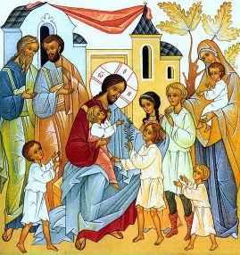 Новый Завет - детям. Деяния Cвятых Апостолов