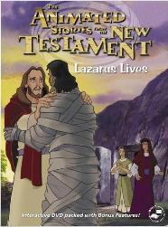 Воскрешение Лазаря. Истории Нового Завета